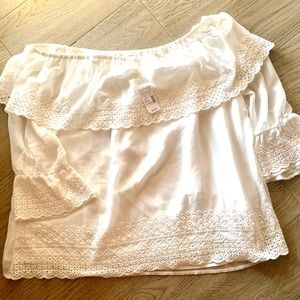 NWT Maurice's off the shoulder top